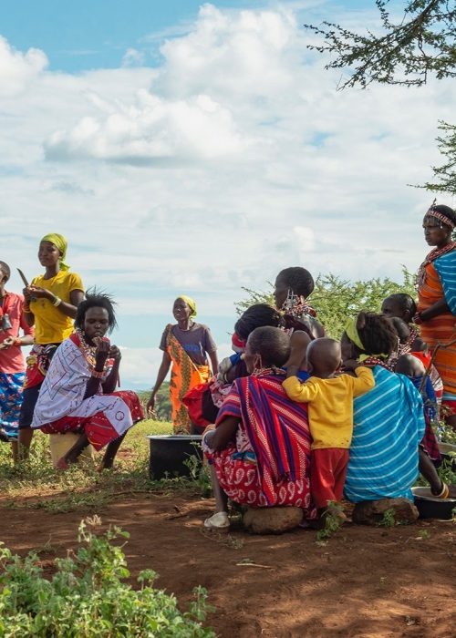 Amboseli & Kuku project Kenya